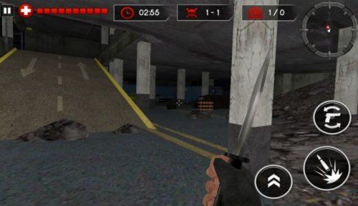 City Gangster Shootingの評価レビューと序盤攻略!ギャングを倒すVR対応FPS