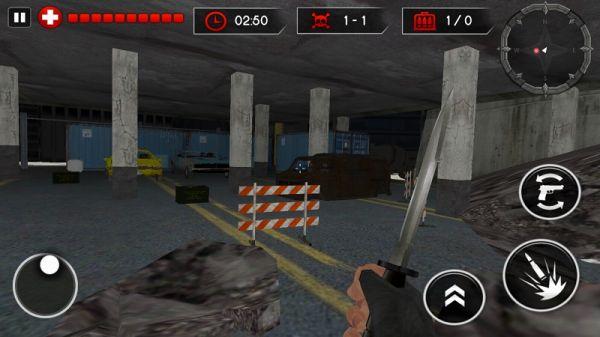 citygangsterのゲーム画面