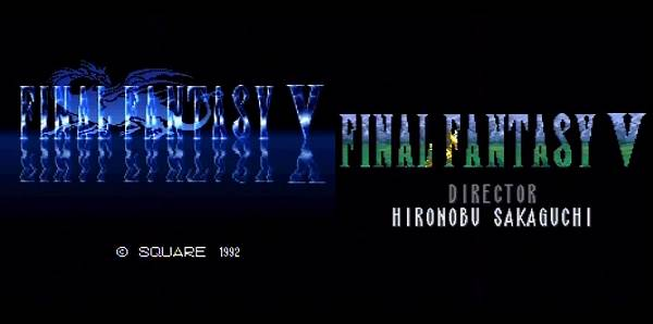 FinalFantasy5の画像