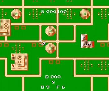 バンゲリングベイのゲーム画像
