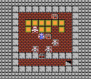 ドラゴンクエストのゲーム画像