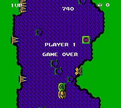 頭脳戦艦ガルのゲーム画像