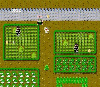 いっきのゲーム画面