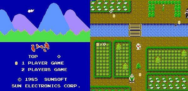 いっきのタイトルとゲーム画面