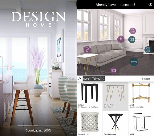 Design Homeの画像