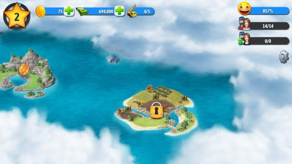 City Island 5の都市画像