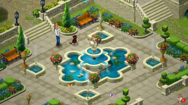 ガーデンスケイプの画像