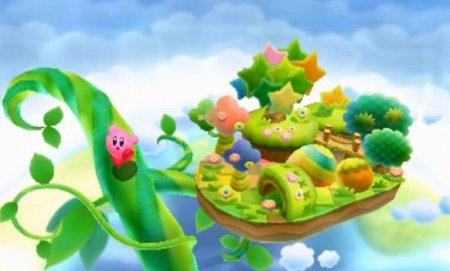 星のカービィトリプルデラックスのゲーム画像