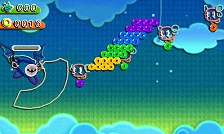 毛糸のカービィ プラス3dsのゲーム画像