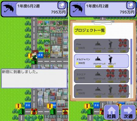ITすごろくのゲーム画像