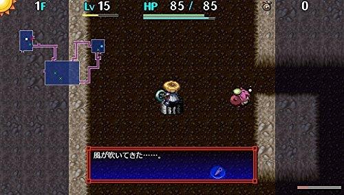 不思議のダンジョン 風来のシレン5 plusのゲーム画面