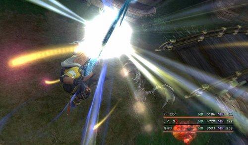 ファイナルファンタジー X/X-2 HD Remaster TWIN PACKのゲーム画像