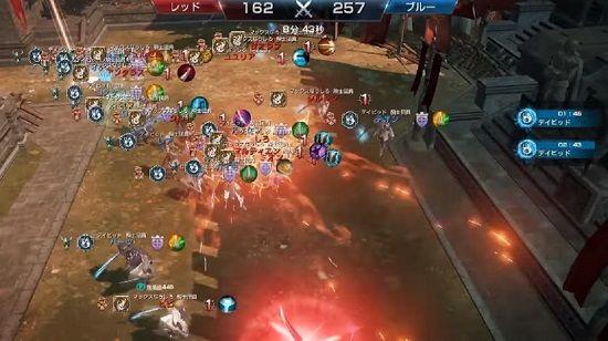 リネージュ2の大規模戦闘