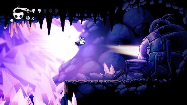 ホロウナイトのゲーム画像