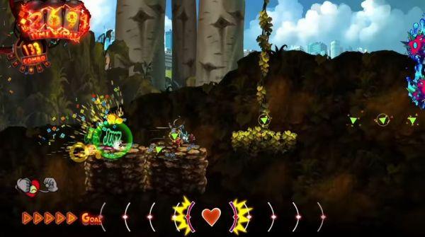 MAD RAT DEADのゲーム画像