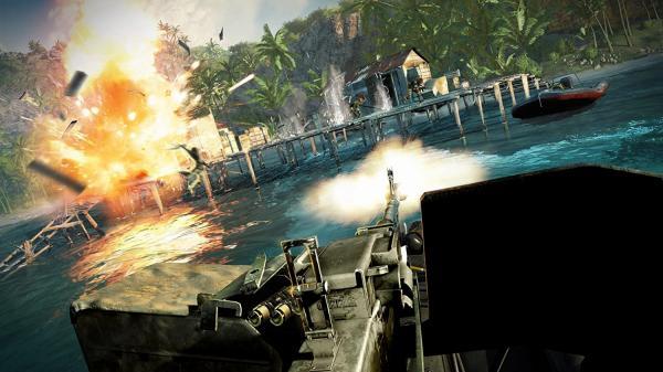 ファークライ3(PS3版)の画像