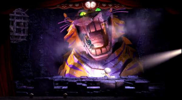 PS3の隠れた名作『パペッティア』の画像