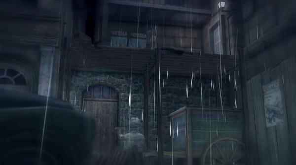 rain PS3の画像