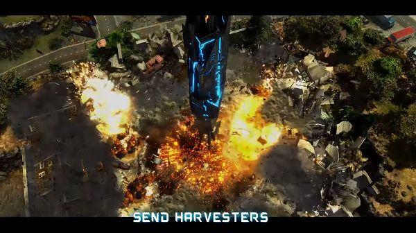 X-Morph: Defenseのゲーム開始