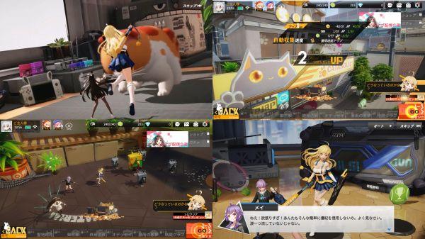 美少女ゲーム「フィギュアストーリー」の画像